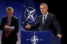 """Artėjant pratyboms """"Zapad"""" Lenkijoje lankysis NATO generalinis sekretorius"""