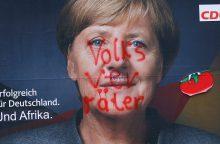 Vokiečius drasko stabilumo ir pokyčių troškimas