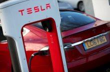 Mokesčių lengvatos elektromobiliams vėl traukiamos iš stalčių