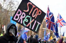 "Europos Sąjunga ragina D. Britaniją apsispręsti dėl ""Brexit"""