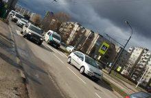 Nereguliuojamos Kauno pėsčiųjų perėjos – ir toliau tiksinti bomba