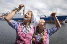Tradicinę silkę keičia olandiškas delikatesas