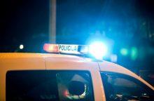 Nelaimė Šiaulių rajone: partrenktas pėsčiasis mirė vietoje