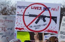 "JAV vyksta ""Maršas už mūsų gyvybes"""
