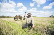 Ministerija kviečia ūkininkus sudaryti žemės valdymo sutartis