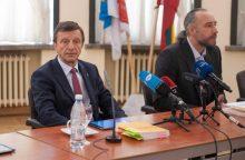 P. Baršausko atsakas kontrolieriui: ginsiuosi teisme
