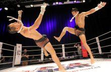 Lietuvos muay thai žvaigždės nokautavo Tailando kovotojus