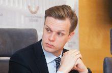 G. Landsbergis apie socialdemokratų pasitraukimą iš koalicijos: ar jis tikras?