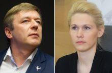 Kodėl išvados dėl R. Karbauskio liko VRK vadovės stalčiuje?