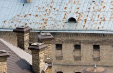 Alytaus pataisos namuose sužeistas kalinys