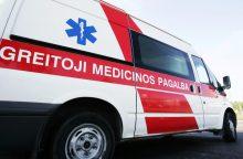 Vilniuje visureigis partrenkė pėsčiuosius: vienas žuvo