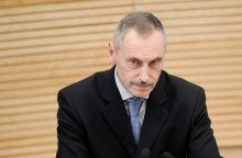 """A. Sekmokas: """"Vilniaus energija"""" neturėtų pasitraukti anksčiau laiko"""