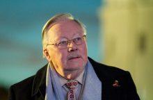 V. Landsbergio laiške Lietuvai – ironija, kritika Rusijai ir raginimas susitelkti