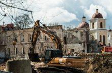 """Teismas išsklaidė abejones dėl """"Misionierių sodų"""" statybų teisėtumo"""