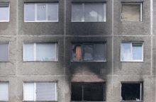 Televizoriai sukėlė gaisrus Šiauliuose ir Jonavoje