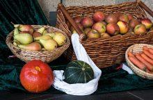 Kaip atsirado vaisiai ir daržovės?