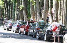 Ministras: sprendimų dėl automobilių mokesčio galima tikėtis rudenį