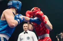 D. Pozniako bokso turnyro finale – ir lietuvis