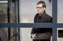 Įtariamasis žudynėmis iš paskutiniųjų įrodinėja, kad yra ligonis?