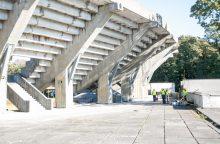 Ar ginčai dėl stadiono rekonstrukcijos baigti?