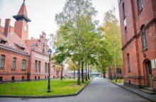 Klaipėdos universitetas telkia Vakarų regiono lyderius
