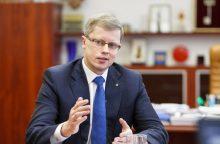 Andriui Kupčinskui – Seimo nario kėdė