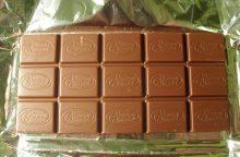 Vagių grobis – ir dešimt šokoladų