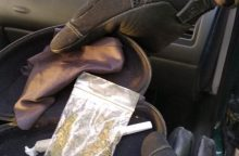 Keturkojai pareigūnai – didžiausias baubas narkotikų platintojams