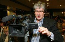 Taline suimtas valstybinės televizijos vadovas