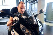 Greičiausias Lietuvos motociklininkas varžysis su galingiausiasiais