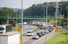 Svarbi informacija: Č. Radzinausko tilto remontą atidėjo vienai dienai