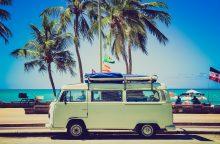 Kodėl verta atostogauti pavasarį?