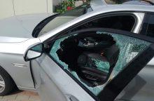 Mašinų savininkai turėtų būti budrūs: vagys pamėgo ir vairus