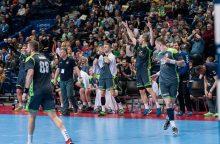 A. Juškėnas pasirinko 28 rankininkus Europos čempionato atrankos startui