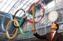 LRT netransliuos artimiausių olimpinių žaidynių