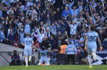 """""""Premier"""" lyga: lygiosios Mančesterio derbyje"""