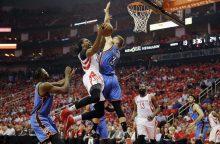 D. Saboniui NBA sezonas baigėsi