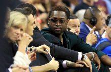 D. Wade'as palieka Čikagą, bet laisvu žaidėju bus neilgai