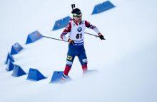 Norvegų olimpinė superžvaigždė O. Bjorndalenas neatrinktas Pjongčango žaidynėms