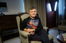 Tapti milijonieriumi A. Bosą įkvėpė gyvenimas vaikų namuose