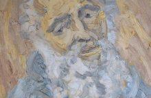 Klaipėdoje – A. Baltrūno parodos atidarymas