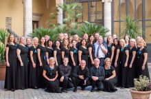 Klaipėdiečius kviečia daugiabalsės muzikos koncertai