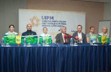 Vilniuje vykstančio pasaulio taurės finalo transliacijos – į 163 šalis