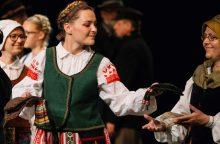 Tilžės akto 100-mečiui – teatralizuotos folkloro programos
