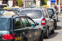 Klaipėdos gatvėse daugėja nelegalių taksi