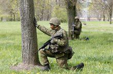 Kretingos rajone vyks karių pratybos