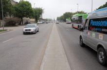 Liepų gatvėje – nauja šviesoforinė sankryža