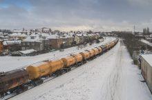 Ragins geležinkelininkus imtis priemonių