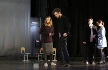 """""""Juoda dėžutė"""": Klaipėdos dramos teatre statoma naujoji drama"""