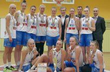 LSKL čempionės – LSU, bronza – KU krepšininkėms